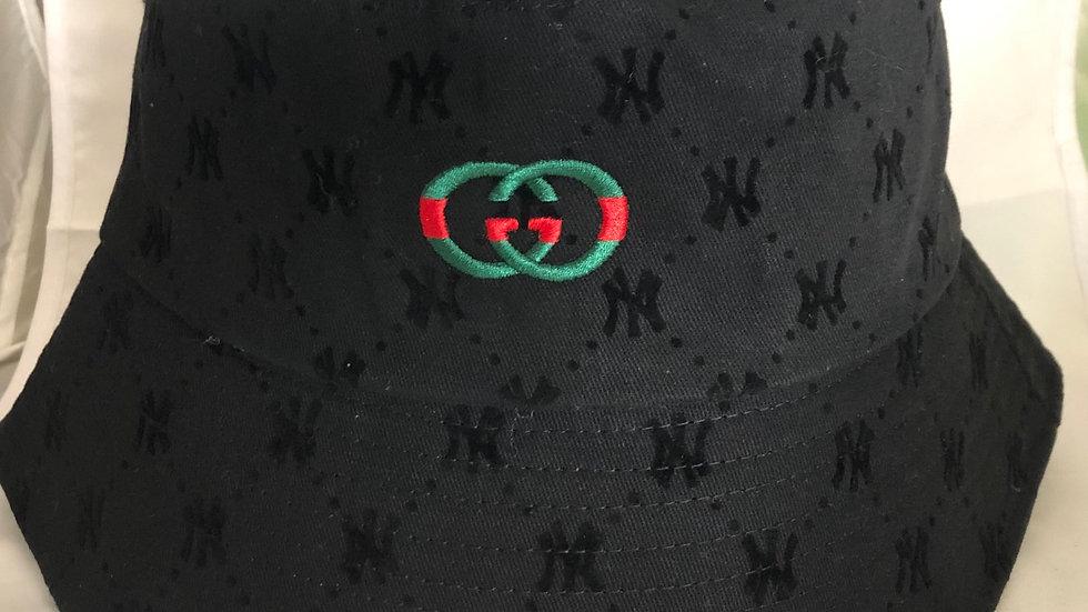 NY Gucci bucket hat