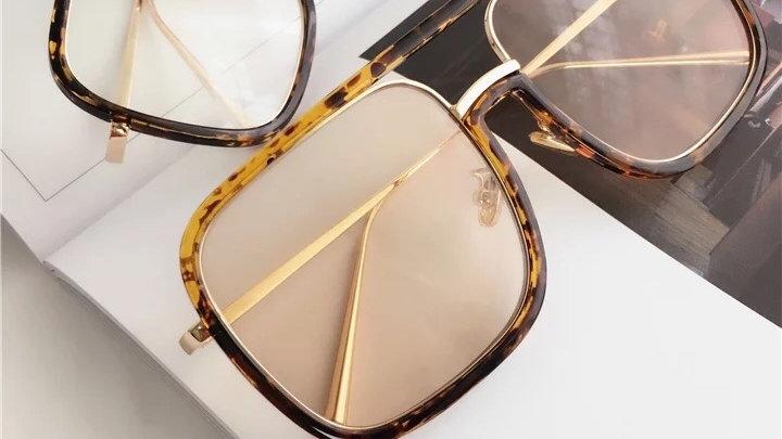 🔥Tortoise Vintage & Leopard Glasses