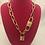 Thumbnail: Gold Lock 🔒 &  loaded  choker necklace