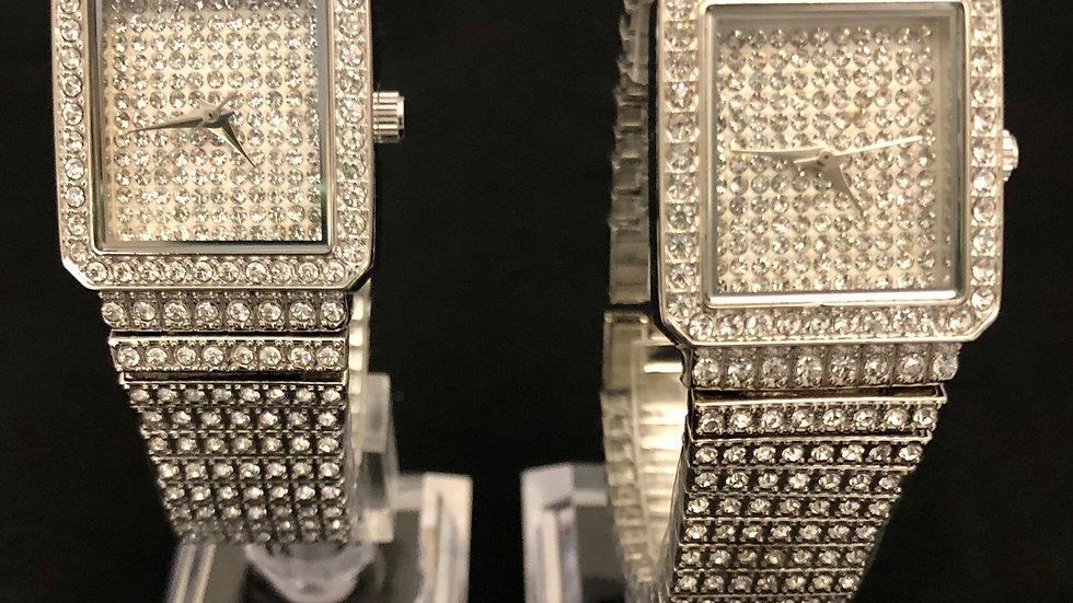 🌟Pre-order  #Brb CZ  Crystal Watch