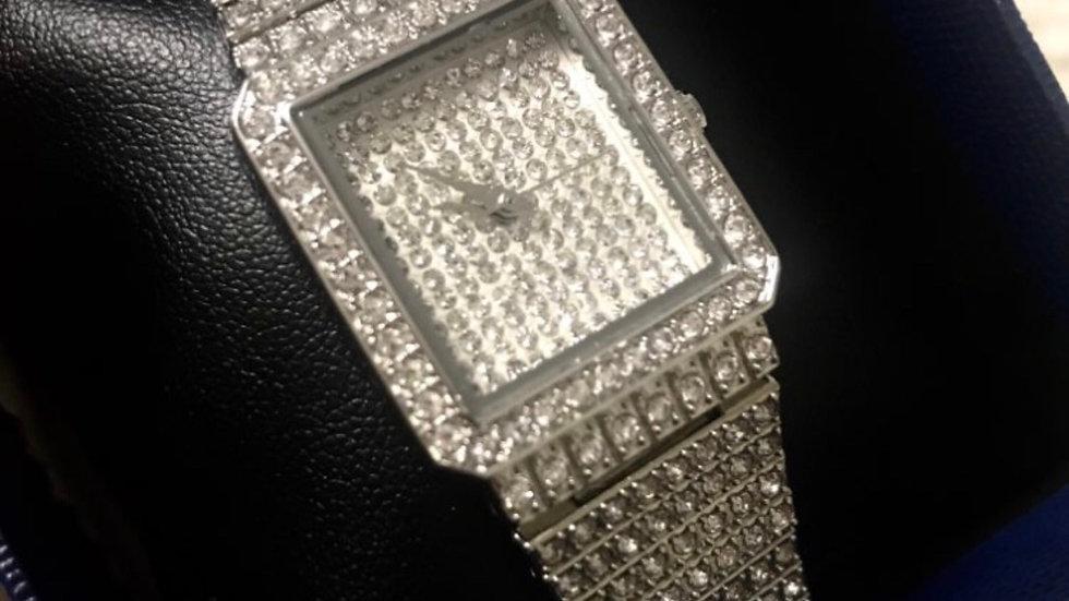 🌟Swarovski Crystal Watch