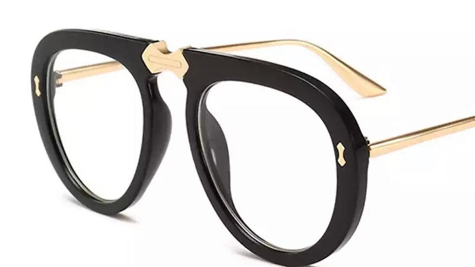 Retro  Italian style glasses