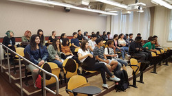 First SHPE-SHAPE Meeting 2017