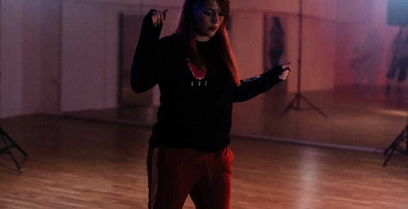 BTS: Sandra's passion project