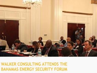 Bahamas Energy Security Forum 2014