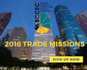 Bahamas Chamber of Commerce to Lead Trade Missions in 2018