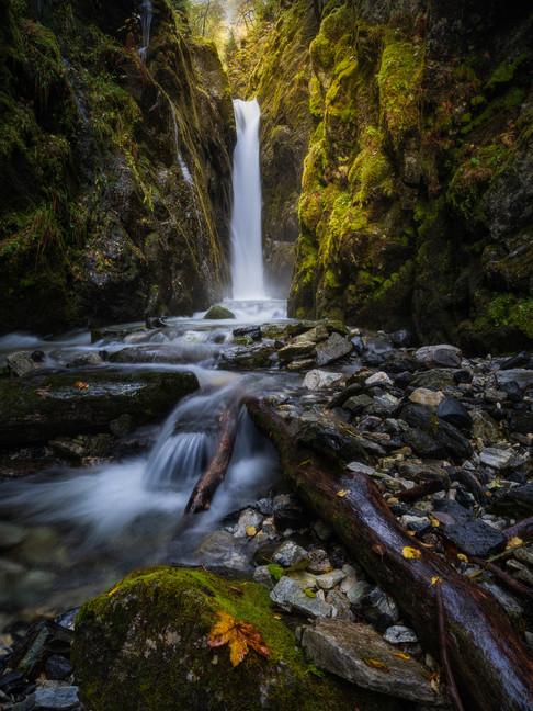 Pillar of Water