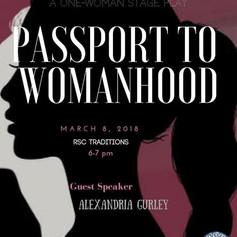 Passport To Womanhood at TAMU Commerce March 2018