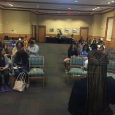 TAMU Commerce Womens Event