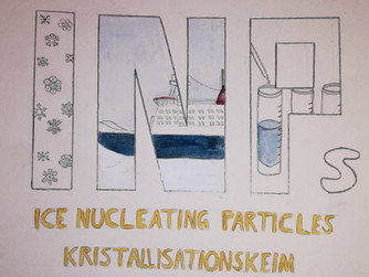 Ice Nucleating particles: small particles - big effect!