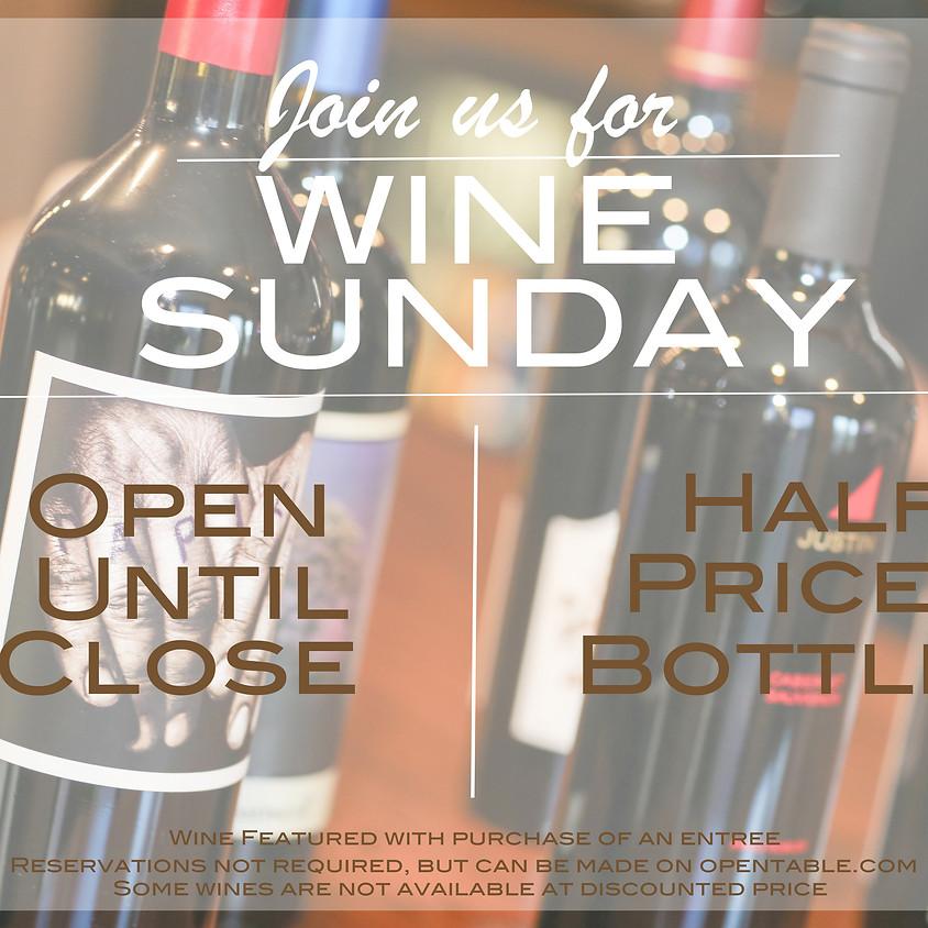 Wine Sunday