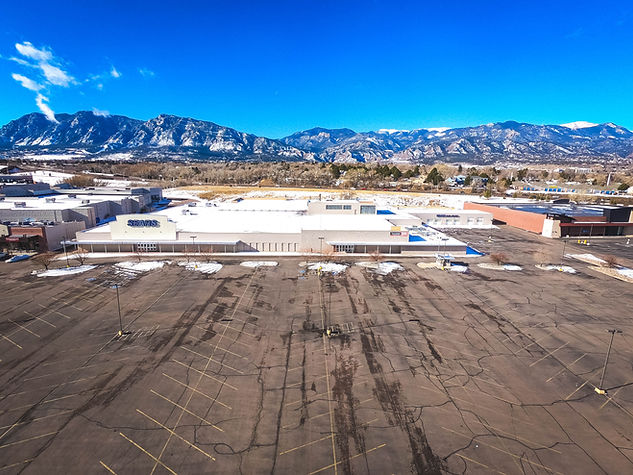 Commercial Real State Drone Photography in Colorado Springs