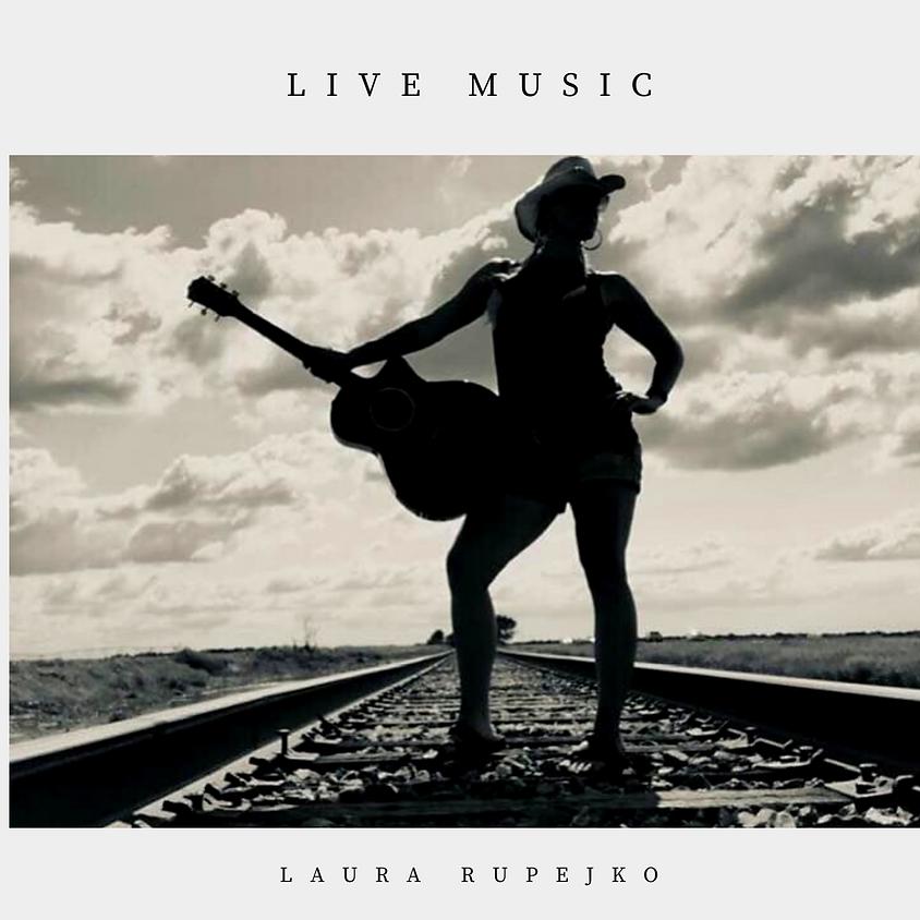 Live Music: Laura Rupejko