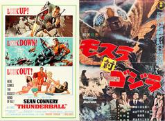 Episode 4: Thunderball & Mothra vs. Godzilla