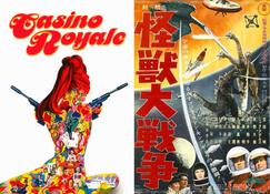 Episode 6: Casino Royale & Godzilla vs. Monster Zero