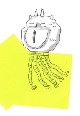 Locus the Hive Mind