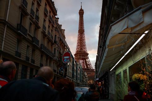 Eiffel Watch