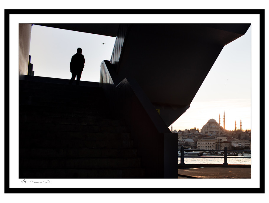 Going Up Istanbul