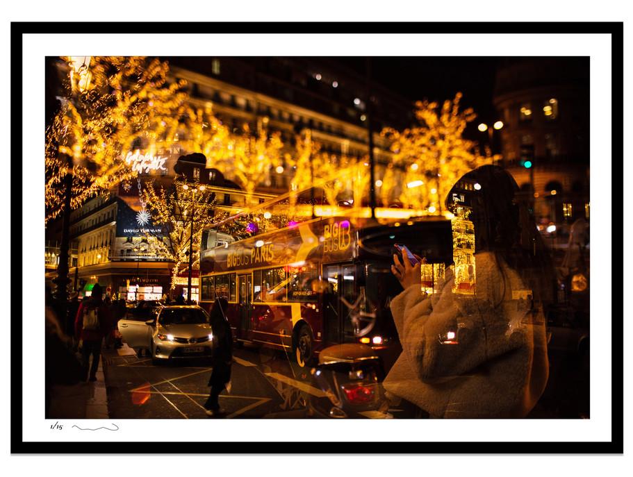 Souvenirs de Paris - trois