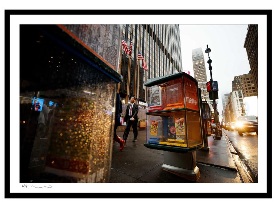 NYC Morning