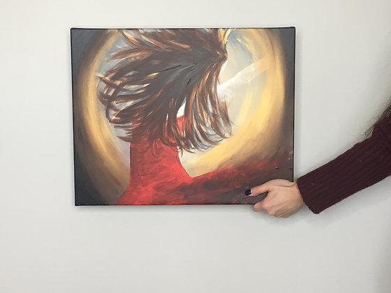 Worship to Breakthrough 16x20 Canvas Print