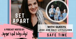SAFE TIME WITH JOSH AND NACI LITTLEJOHN
