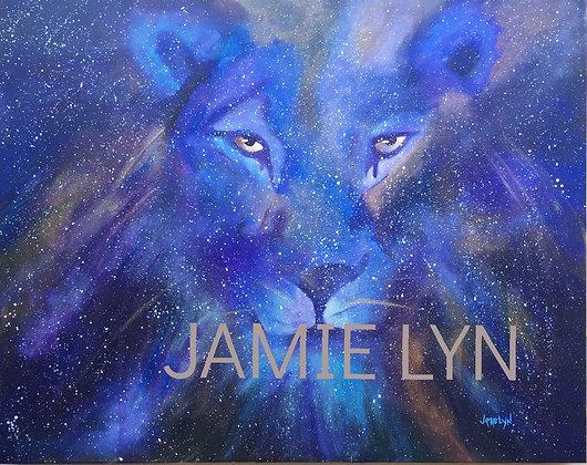 His Presence Canvas Print