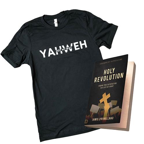 Shirt and Book Combo