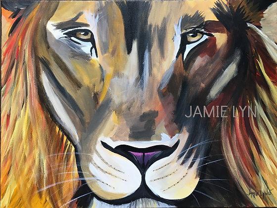 Warrior Lion NEW*