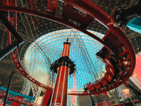 New Family Zone at Ferrari World Abu Dhabi offers an adrenaline filled day for younger kids