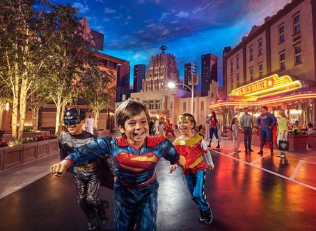 Be a super hero every Saturday at Warner Bros World Abu Dhabi