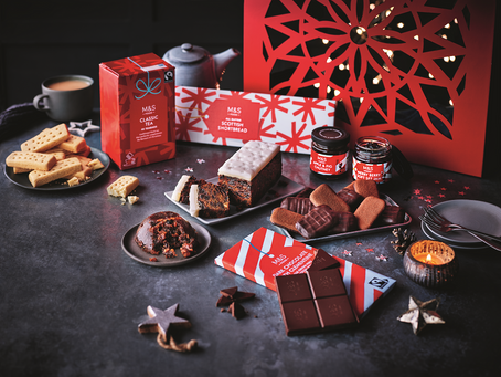 Festive hampers to suit everyone at Marks & Spencer