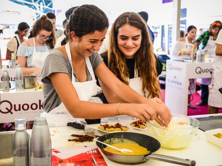 Taste of Abu Dhabi is back for 2019 and it's going to be a corker!