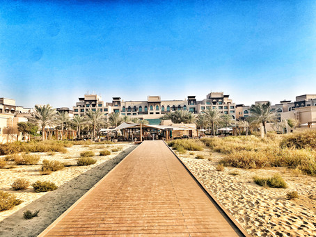 This Saadiyat staycay will take you away without having to leave Abu Dhabi
