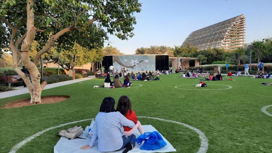 Cinema in the Park returns to Umm Al Emarat Park