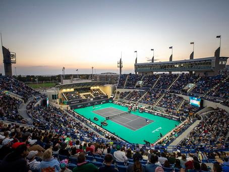 Mubadala World Tennis Championship returns to Abu Dhabi for a 13th edition