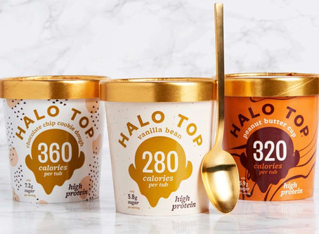 Low calorie ice cream, Halo Top is now available in the UAE - and there are vegan flavours too!