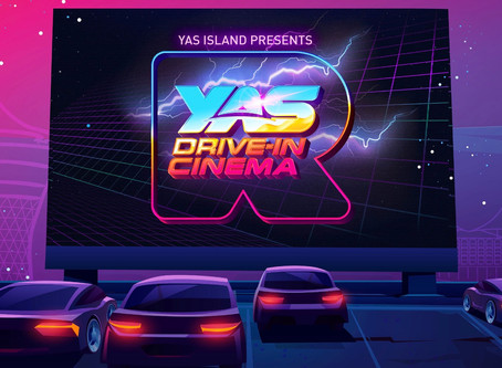 Let's drive to the movies