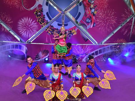 Celebrate Diwali in Abu Dhabi