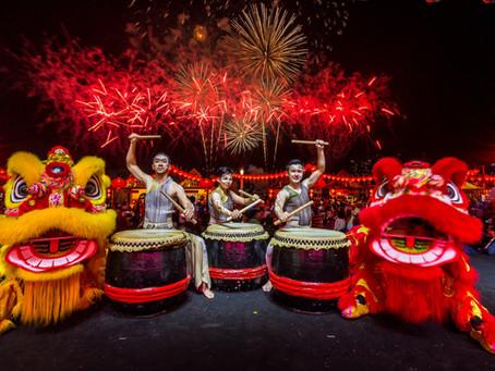 Celebrate Chinese New Year at Al Maryah Island