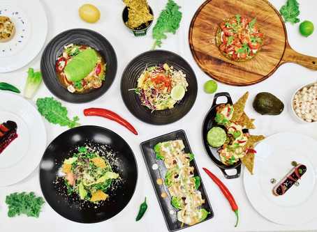 New vegan dishes on the menu at Four Seasons Abu Dhabi
