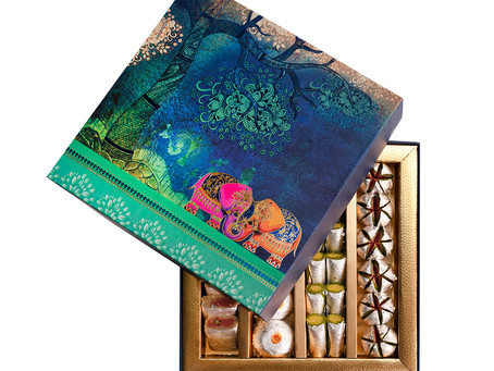Diwali gifts for a personal and private celebration