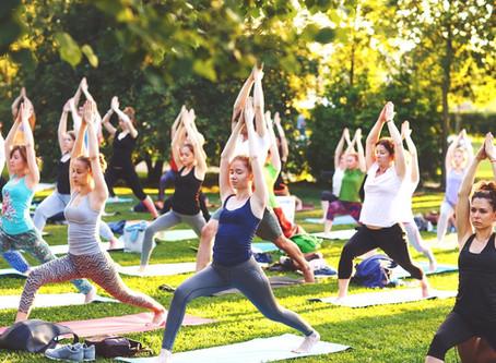 Outdoor Yoga classes come to Umm Al Emarat Park