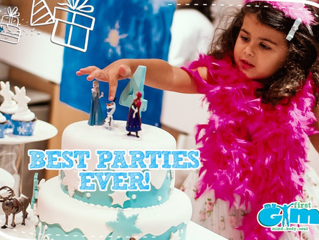 Want to win an awesome Birthday party for your child?