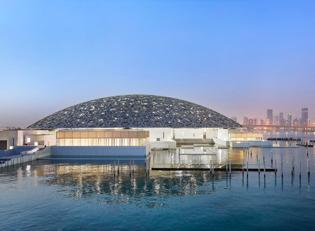 Louvre Abu Dhabi announces a brand new dining destination