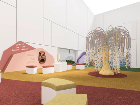 Children's Museum reopens at Louvre Abu Dhabi
