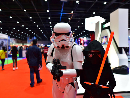 Middle East Film and Comic Con is set to arrive in Abu Dhabi