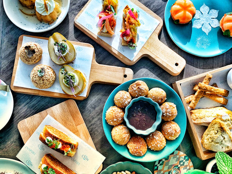 An afternoon tea with an air of sophistication in Abu Dhabi