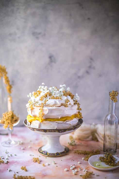 Betty Shin Binon's cake