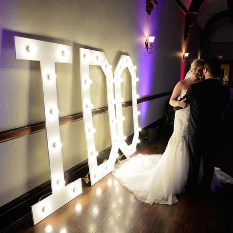 Kayla + Jon | New Years Eve Wedding